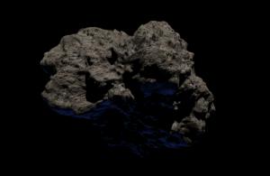 метеорит - металдетектинг